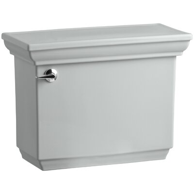 Memoirs Stately 1.28 GPF Tank with Insuliner Tank Liner Finish: Ice Grey