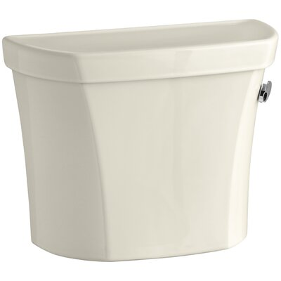 Wellworth 1.28 GPF Toilet Tank Finish: Almond