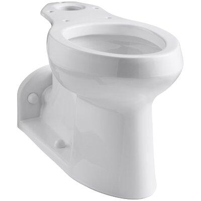 Barrington Comfort Height Bowl Finish: White