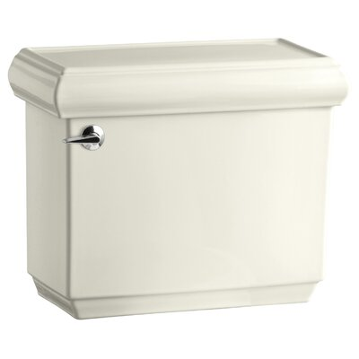 Memoirs Classic 1.28 GPF Tank with Insuliner Tank Liner Finish: Biscuit