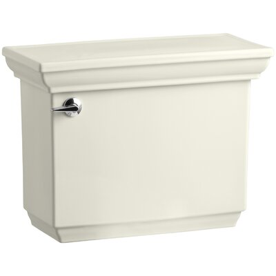 Memoirs Stately 1.28 GPF Tank with Insuliner Tank Liner Finish: Biscuit