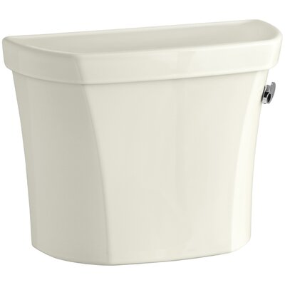 Wellworth 1.28 GPF Toilet Tank Finish: Biscuit