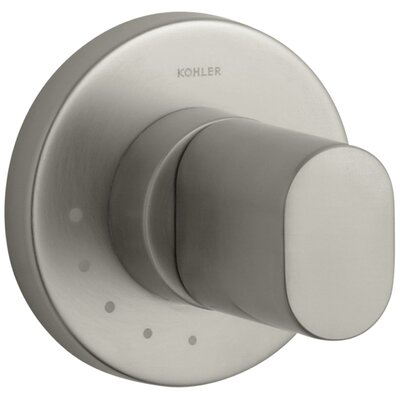 Oblo Volume Control Valve Trim, Valve Not Included Finish: Vibrant Brushed Nickel