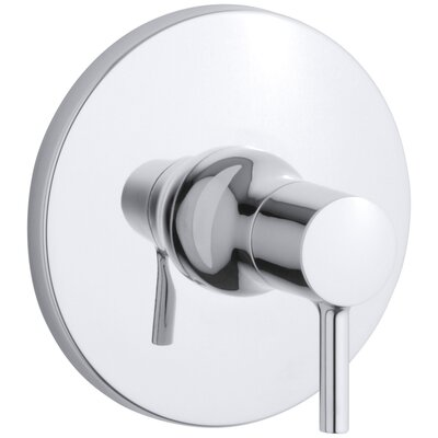 Kohler Toobi Thermostatic Valve Trim, Valve Not Included K-T8982-4-CP
