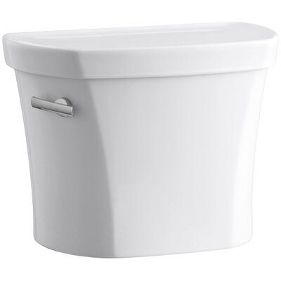 Wellworth 1.28 GPF Tank, 14 Rough-In with Insuliner Tank Liner Finish: White