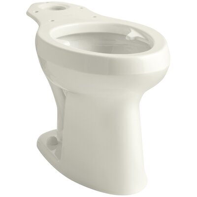Highline Toilet with Pressure Lite Flushing Technology and Bedpan Lugs Finish: Biscuit