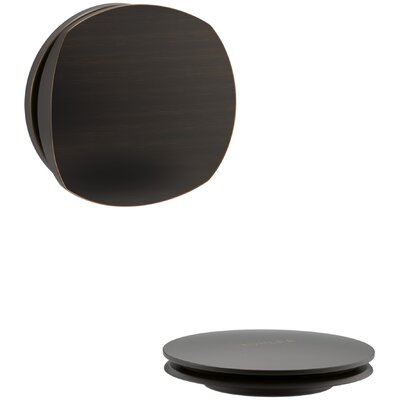 PureFlo Rotary Turn Bath Drain Trim Finish: Oil Rubbed Bronze