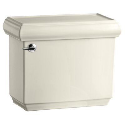 Memoirs Classic 1.28 GPF Tank with Insuliner Tank Liner Finish: Almond