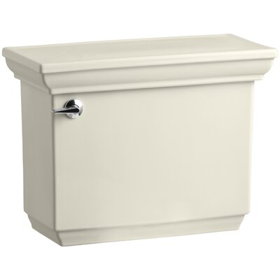 Memoirs Stately 1.28 GPF Tank with Insuliner Tank Liner Finish: Almond