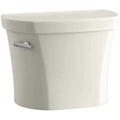 Wellworth 1.28 GPF Tank, 14 Rough-In with Insuliner Tank Liner Finish: Almond