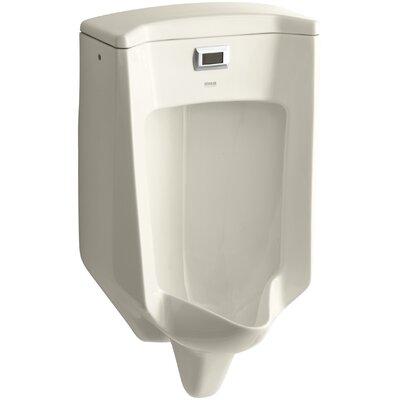 Bardon Touchless Washout Wall-Mount 1/2 GPF Urinal Finish: Almond