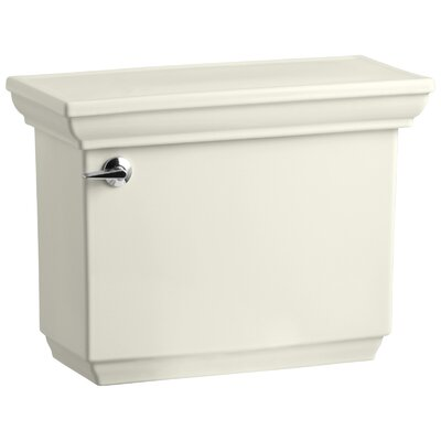 Memoirs Stately 1.6 GPF Toilet Tank Finish: Biscuit