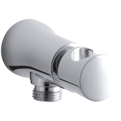 Toobi Wall-Mount Handshower Holder Finish: Polished Chrome