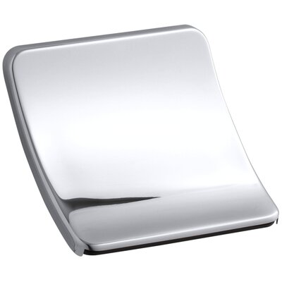 Souris Wall-Mount Sheetflow Non-Diverter Bath Spout Finish: Polished Chrome