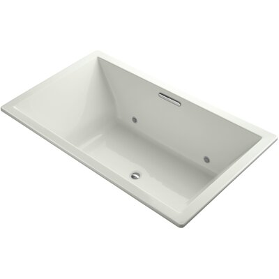 Underscore 72 x 42 Soaking Bathtub Finish: Dune