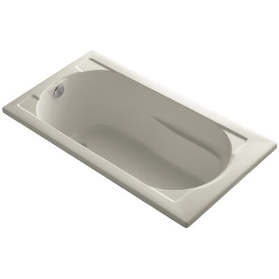 Devonshire 60 x 32 Soaking Bathtub Finish: Sandbar