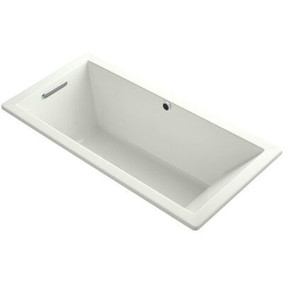 Underscore 66 x 32 Soaking Bathtub Finish: Dune