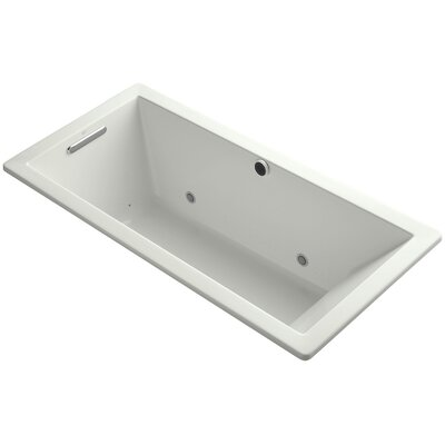Underscore 66 x 32 Air Bathtub Finish: Dune