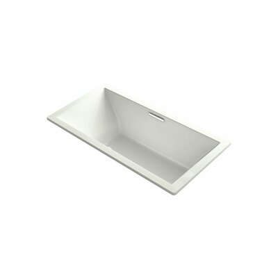 Underscore 72 x 36 Air Bathtub Finish: Dune