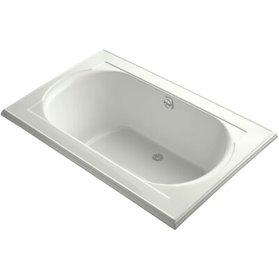 Memoirs Vibracoustic 66 x 42 Soaking Bathtub Finish: Dune