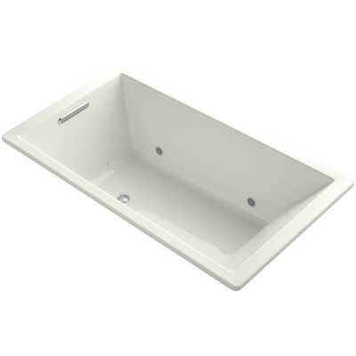 Underscore 66 x 36 Air Bathtub Finish: Dune