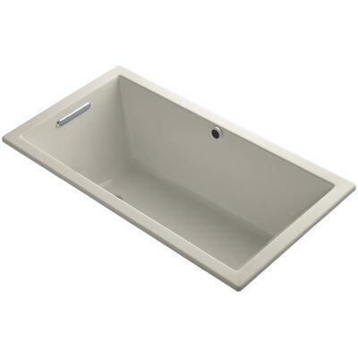 Underscore 60 x 32 Soaking Bathtub Finish: Sandbar