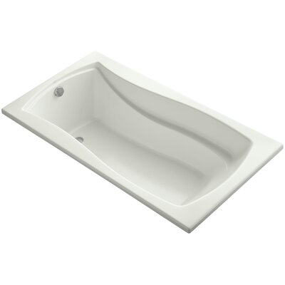 Mariposa 66 x 36 Soaking Bathtub Finish: Dune