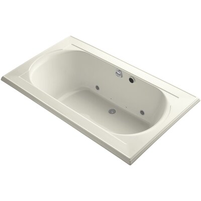 Memoirs 72 x 42 Air Bathtub Finish: Biscuit