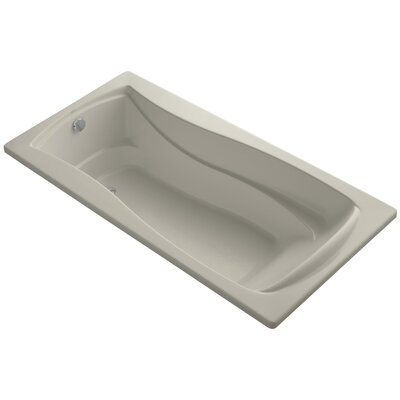 Mariposa 72 x 36 Soaking Bathtub Finish: Sandbar