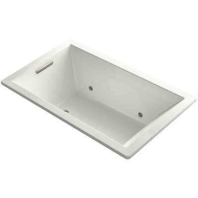 Underscore 60 x 36 Air Bathtub Finish: Dune