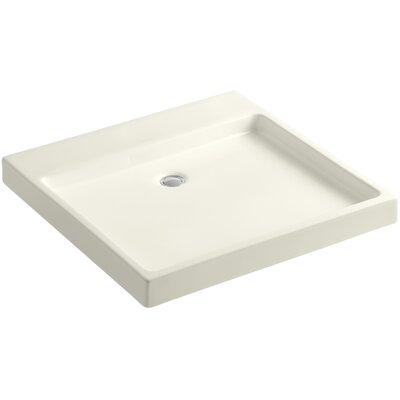 Purist Wading Pool 24 Wall Mounted Bathroom Sink Finish: Biscuit