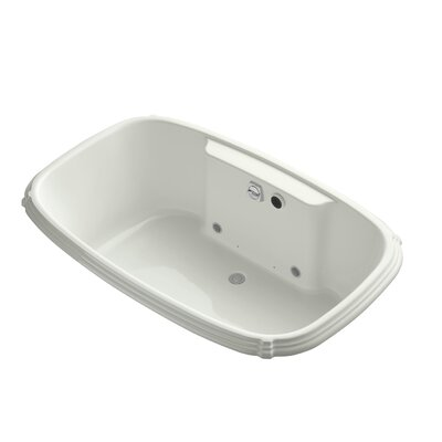 Portrait 67 x 42 Air Bathtub Finish: Dune