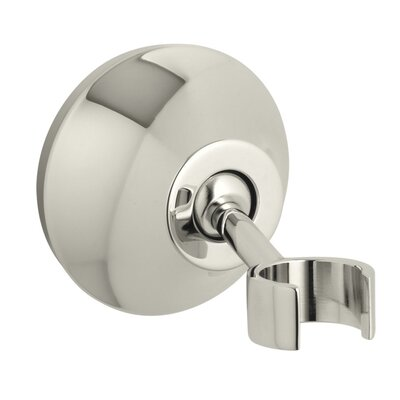 Fort� Adjustable Wall-Mount Bracket Finish: Vibrant Polished Nickel