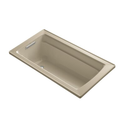 Archer 60 x 32 Soaking Bathtub Finish: Mexican Sand