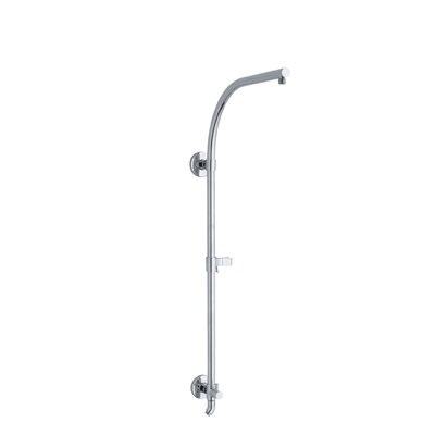 Hydrorail -R Arch Bath/Shower Column Finish: Polished Chrome