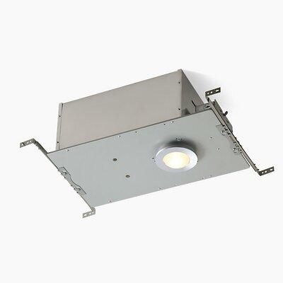 Shower Light 3.8 Recessed Lighting Kit Finish: Polished Chrome