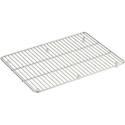 Cairn� Large Stainless Steel Sink Rack, 19-1/2 x 14, for K-8206