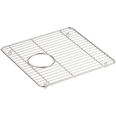 Cairn� Small Stainless Steel Sink Rack, 9-7/16 x 14, for K-8208