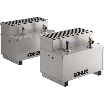 Invigoration� Series 30kW Steam Generator