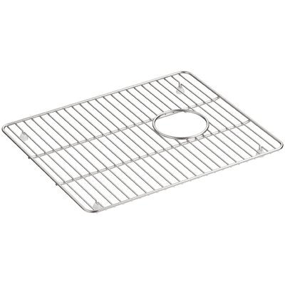 Cairn� Stainless Steel Sink Rack, 17-1/4 x 14, for Large Bowl