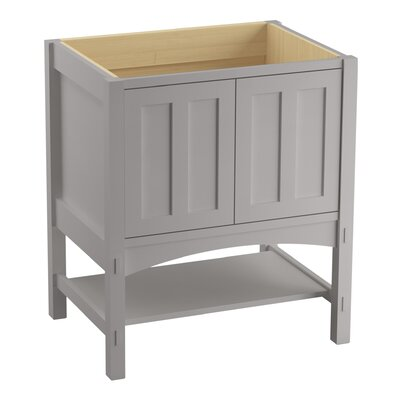 Marabou� 30 Vanity with 2 Doors Finish: Mohair Grey