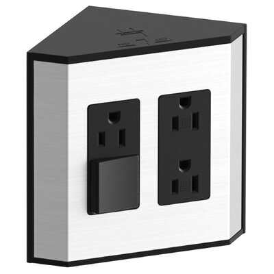 In-drawer Electrical Outlets for Kohler Tailored Vanities