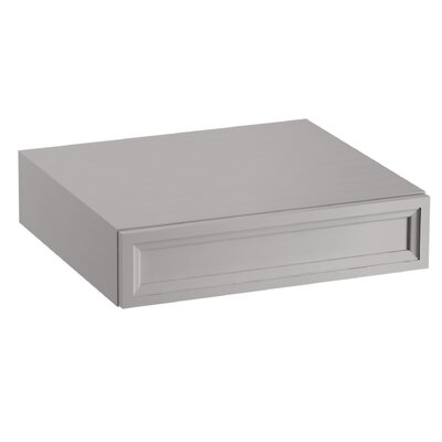 Damask� Lap Drawer Finish: Mohair Grey