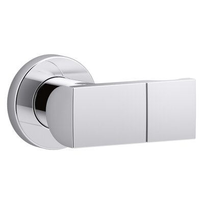 Exhale Adjustable Wall Bracket Finish: Polished Chrome