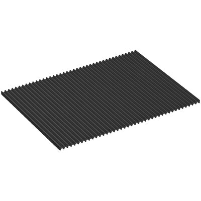 Silicone Drying Mat Finish: Charcoal
