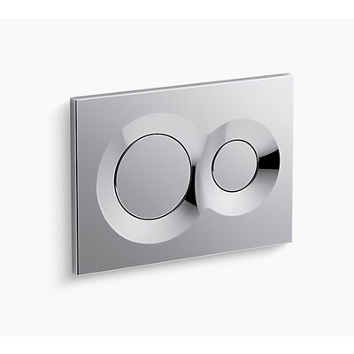 Lynk Flush Actuator Plate Finish: Polished Chrome
