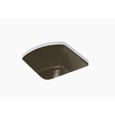 Napa 18.7 x 18.7 Under Mount Bar Sink Finish: Suede