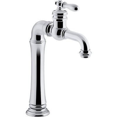 Artifacts Gentlemans Bar Sink Faucet Finish: Polished Chrome