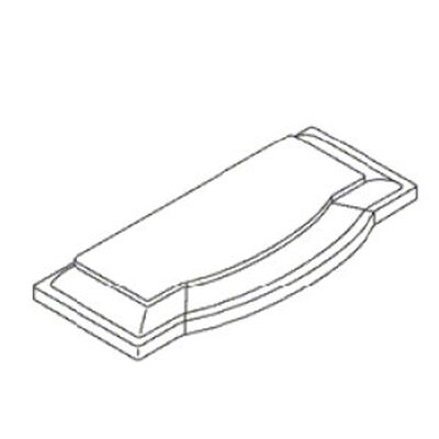 Cover, Tank, Toilet 84652   Finish: Biscuit
