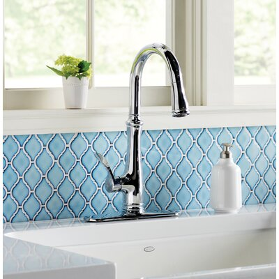 Bellera Pull Down Touch Single Handle Kitchen Faucet Finish: Vibrant Stainless